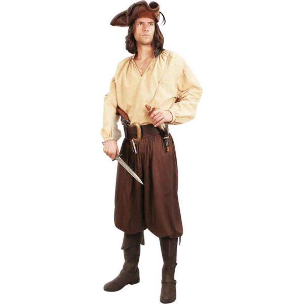 Madagascan Pirate Pants