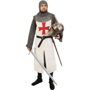 Templar Quartered Tunic