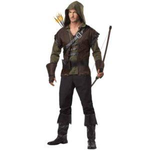 Mens Rugged Robin Hood Costume