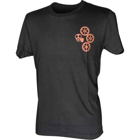 Mens Steampunk Gears T-Shirt