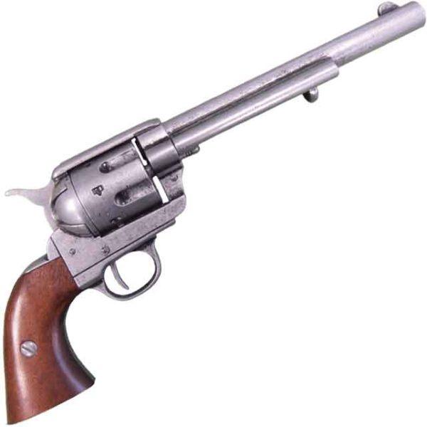 Pewter 1873 45 Caliber Revolver