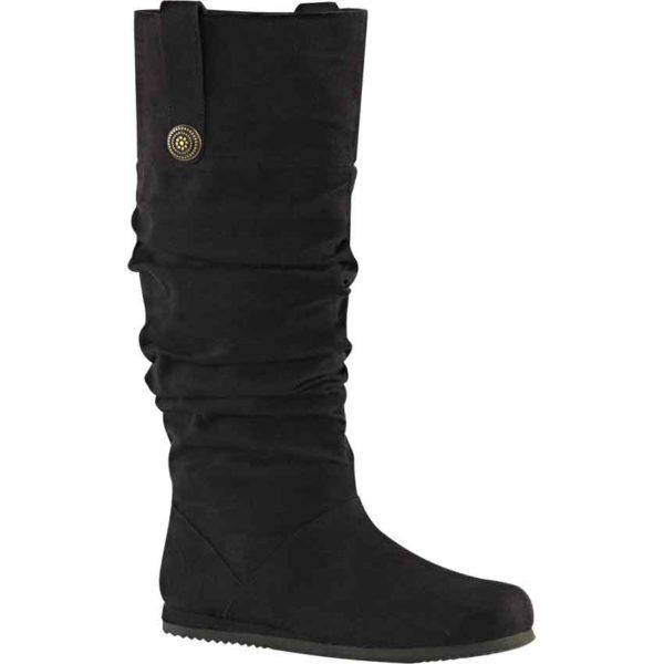 Slouched Renaissance Boots