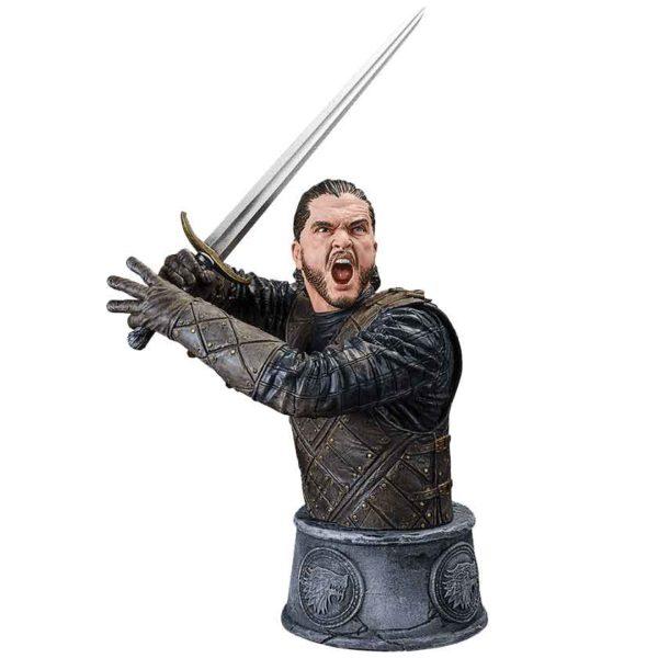 Battle of the Bastards Jon Snow Bust