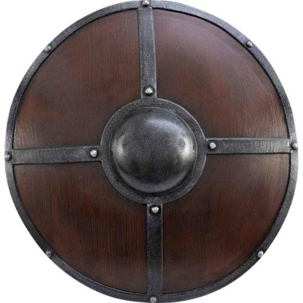 Ironshod LARP Viking Shield