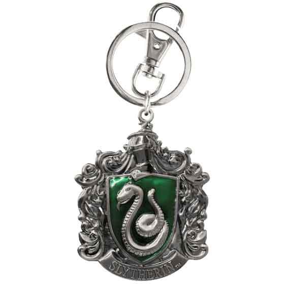 Slytherin Crest Keychain