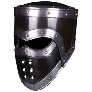 Edward Darkened Helmet