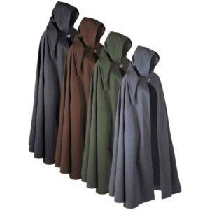 Gora Canvas Cloak