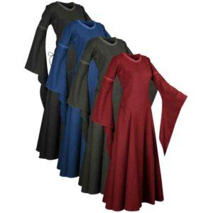 Lenora Premium Cotton Dress