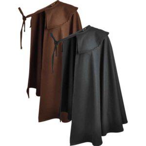 Tilly Wool Cloak