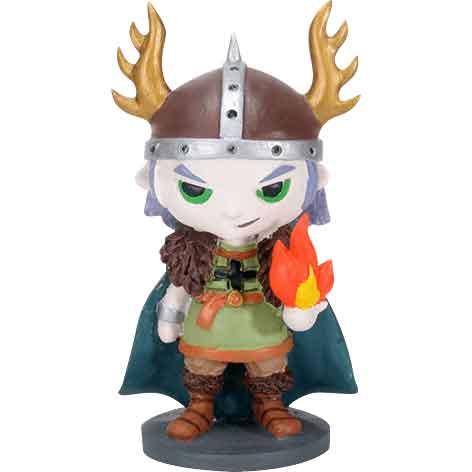 Loki Mini Norse Statue