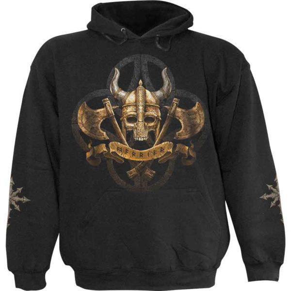 Mens Undead Vikings Hoodie