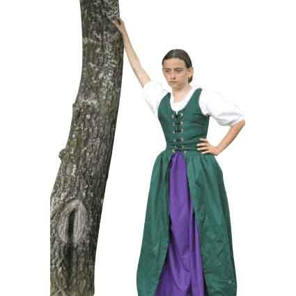 Girl's Irish Dress