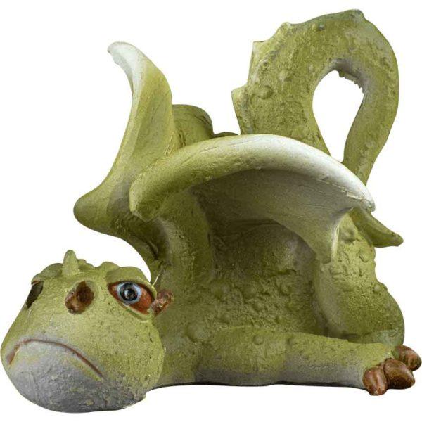 Sulking Dragon Statue