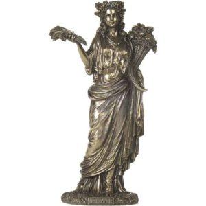 Demeter Statue