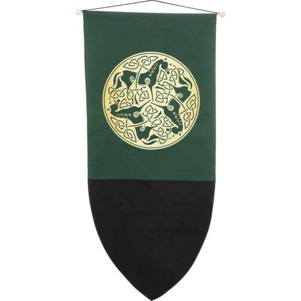 Celtic Horses Banner