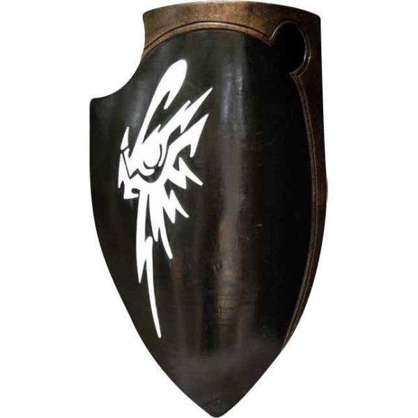 Drow LARP Shield