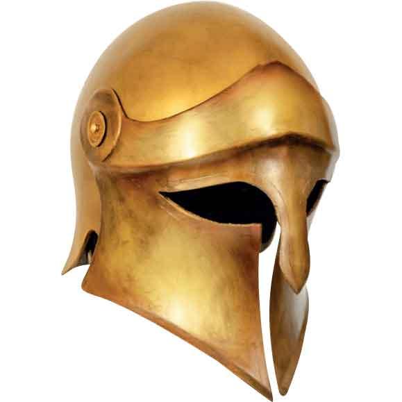 Bronze Hoplite Helmet