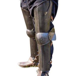 Soldier Leg Protection - Epic Dark