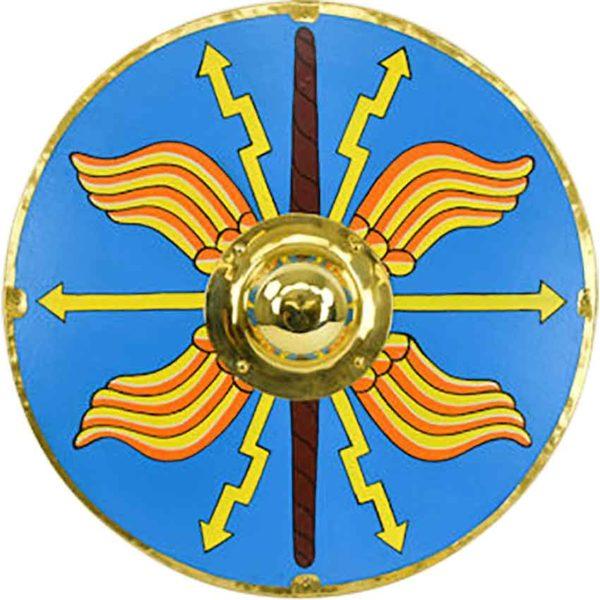 Blue Roman Parma Shield