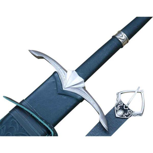Vindaaris Sword with Scabbard and Belt