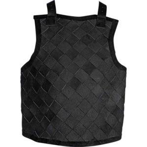 Viking Leather Armour - Black
