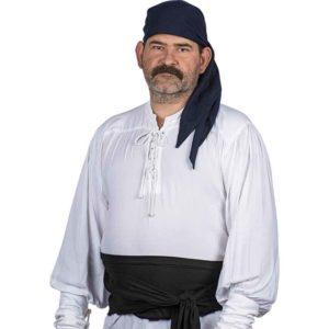 Pirate Bandana - Navy Blue