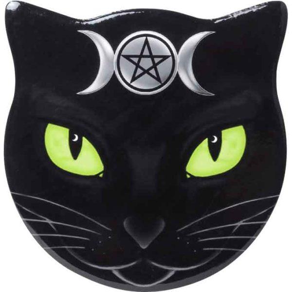 Triple Moon Cat Coaster